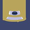 Logo - goldene Glocke aus denen Tentakel erscheinen